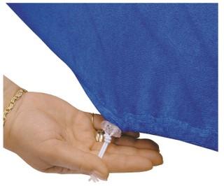 Liegenbezug Frottee-Stretch mit Rundumgummi und Kordelstopper