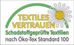 Schadstoffgeprüfte Textilien